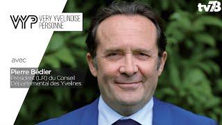 VYP. Pierre Bédier, président (LR) du Conseil Départemental des Yvelines