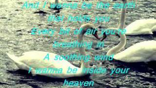 Carrie Underwood - Inside Your Heaven With Lyrics On Screen