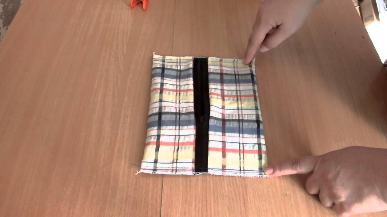Как сшить кошелек легко и быстро 69