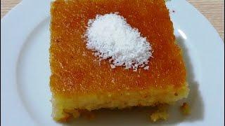 Revani Tatlısı Tarifi / tatlı tarifleri