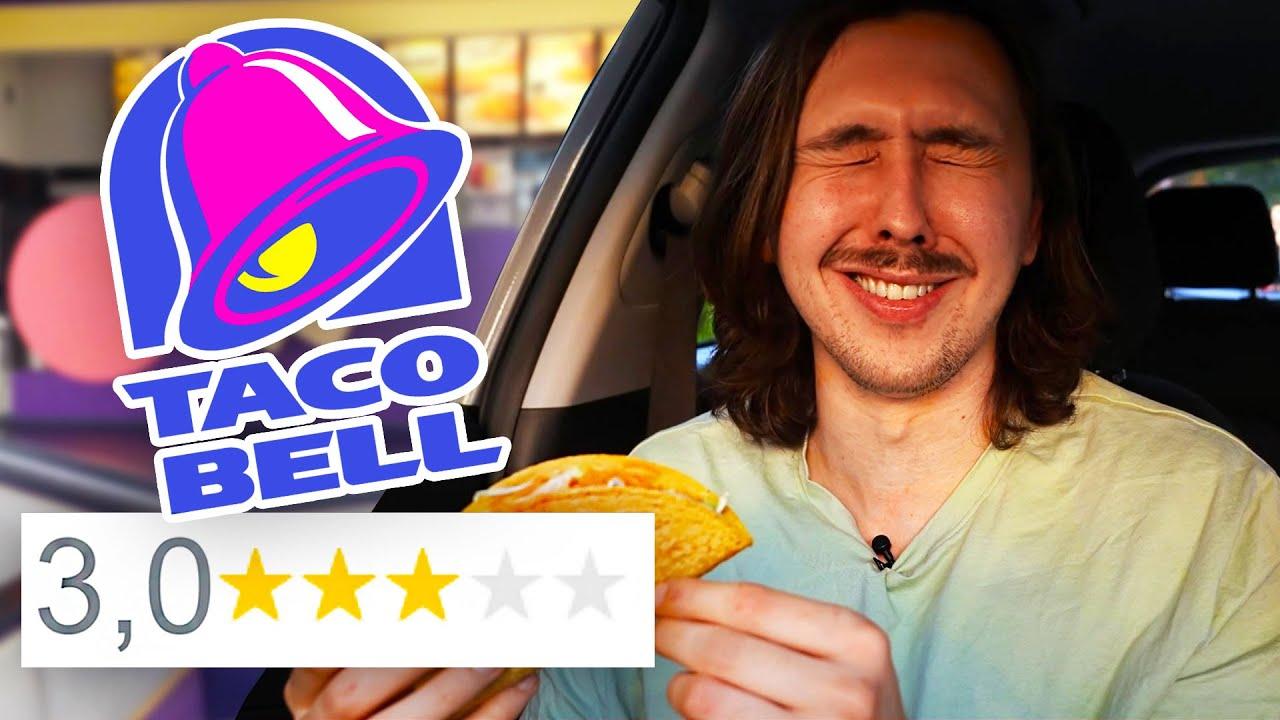 On teste Taco Bell, le Fast Food le plus détesté du Québec