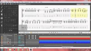 Green Day - Basket Case ~Instrumental Cover (Guitar Pro 6/RSE)