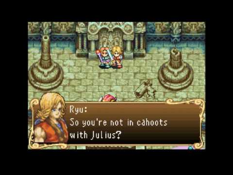 Ryu Streams (GBA) Sword of Mana Part 11 - To The Sealed Cave
