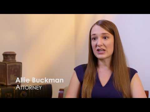 Allie Buckman 2016 PI More than One Laywer on Your Case