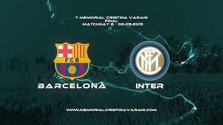 Finale Memorial Varani FC BARCELONA-FC INTERNAZIONALE 1-2 dts