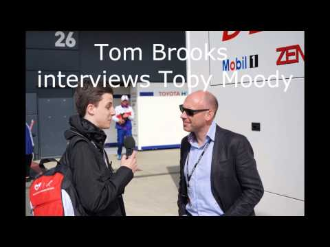 Tom Brooks interviews Toby Moody