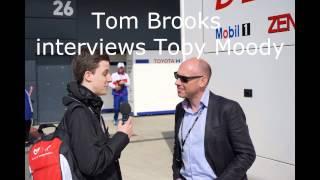 Tom Brooks interviews Toby Moody