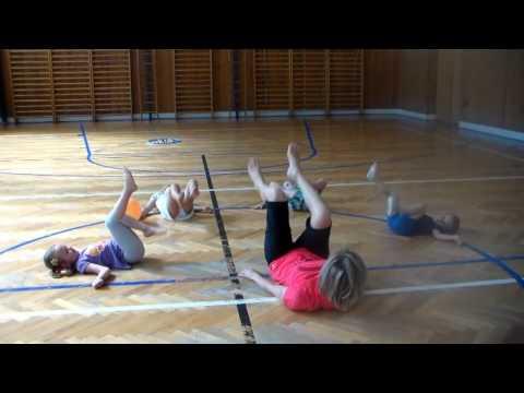 Cvičení pro děti v MŠ