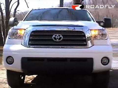 Roadfly.com   Review Of The 2007 Toyota Tundra Double Cab