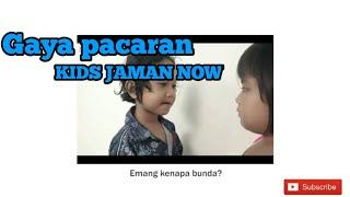 Gaya Pacaran KIDS JAMAN NOW wkwkwk Vidgram lucu indonesia