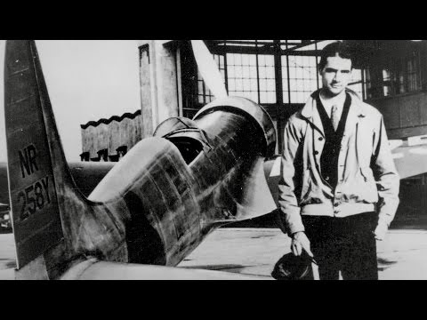 Howard Hughes and the World's Fastest Land Plane