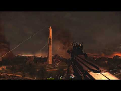 COD MW2 - What Happens If You Don't Protect The Washington Monument?