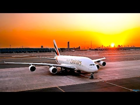 Dubai International Airport // Most Interesting Documentary // 2016 *NEW*