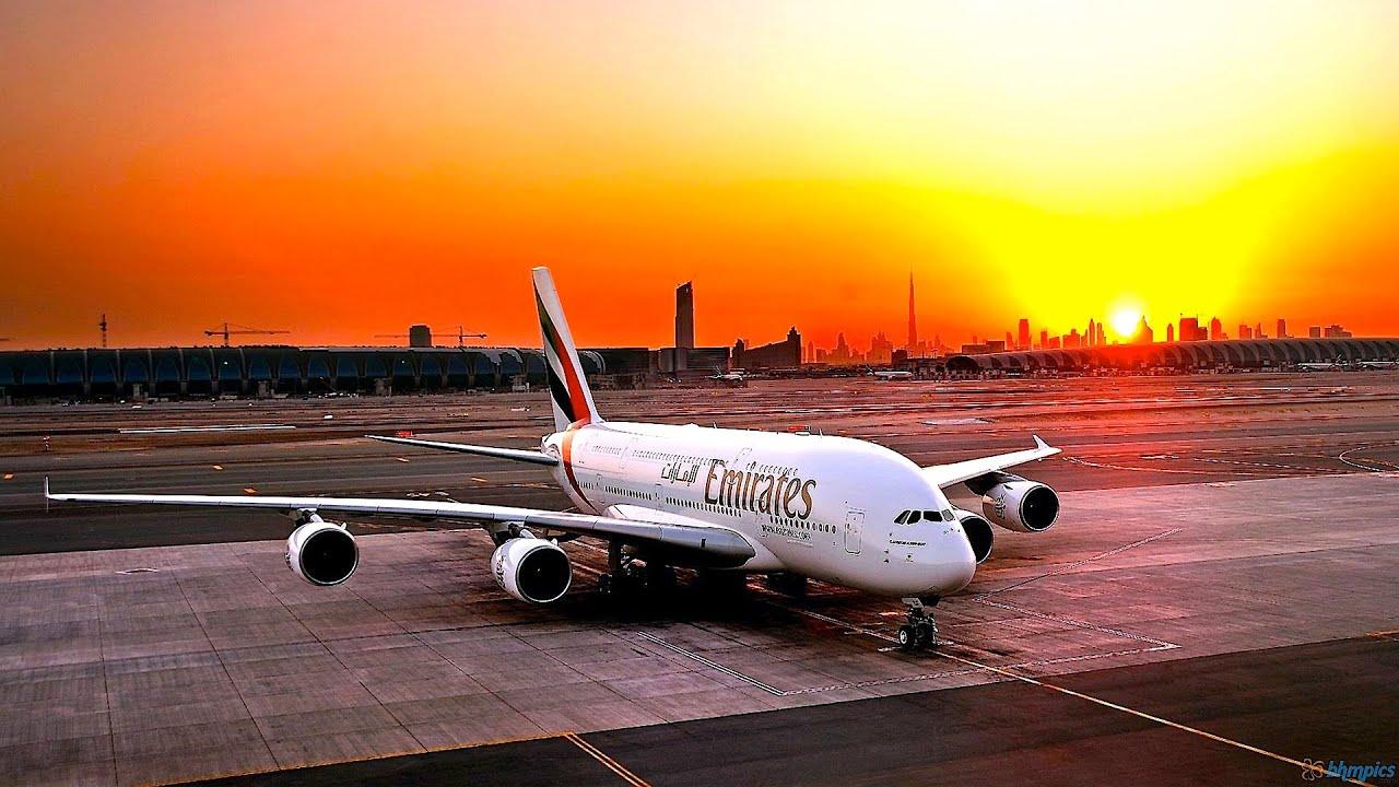 Dubai International Airport // Most Interesting