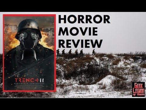 TRENCH 11 ( 2017 Rossif Sutherland ) World War 1 Zombie Horror Movie Review