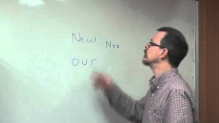 "Q&A: Please explain the pronunciation of ""new"" and ""our"""
