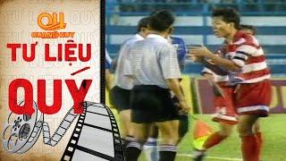 Cúp C1 châu Á 1996 | Công An Thành Phố HCM vs Johor (Malaysia) | BLV Quang Huy