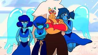 Jasper Returns w/ Homeworld Lapis Lazuli Gems! Lapis Character Arc - Steven Universe Future
