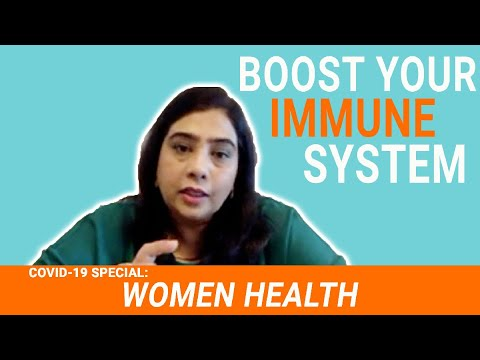 How pregnant women can boost their immune system during COVID-19