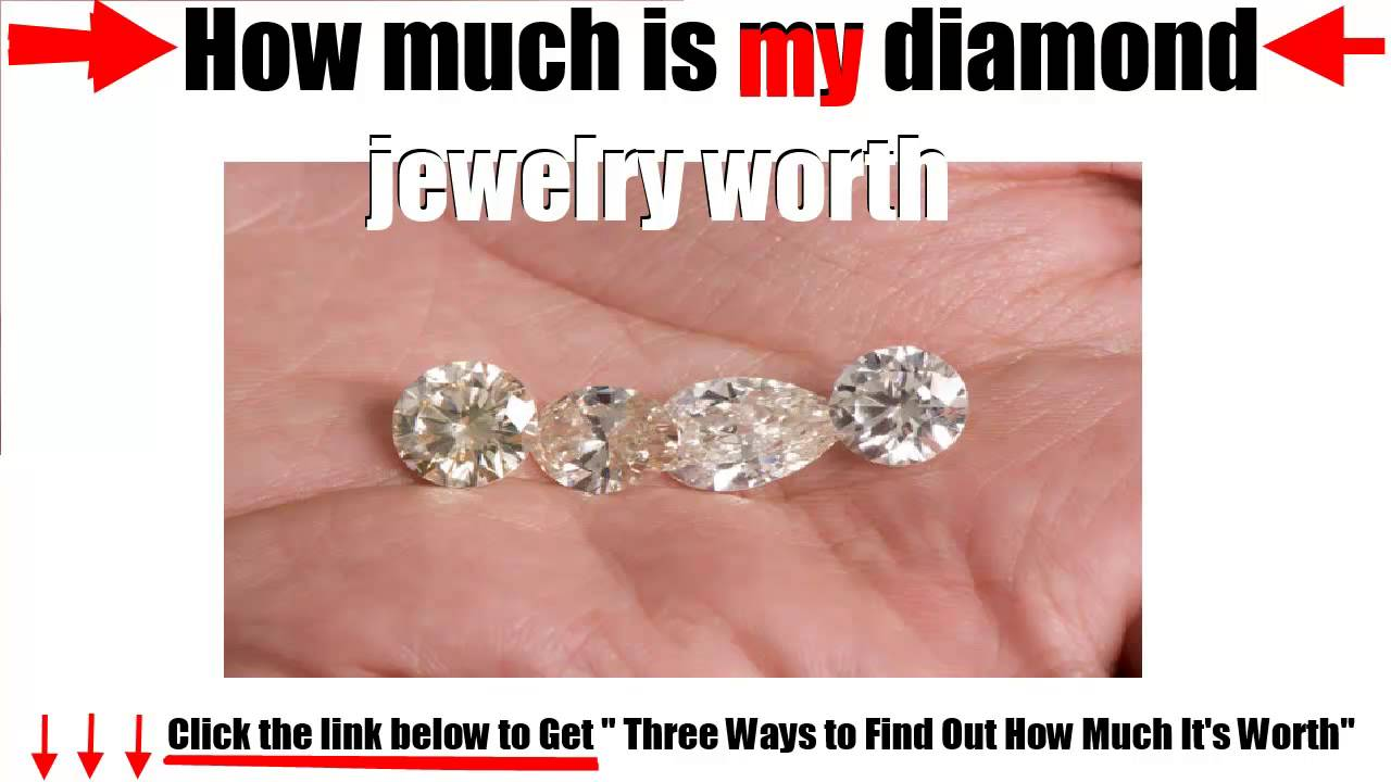 how much are diamonds worth youtube
