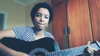 We were on Fire - James Bay- Cover by Tonielle Prince