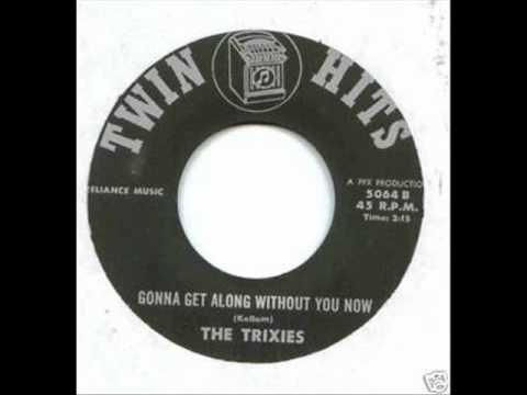 Trixies - Gonna Get Along Without You Now (1964 R&B Girl Group - Northern Soul)