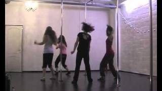 Britney Spears - (Drop Dead) Beautiful (feat. Sabi) choreo by Alena Famy