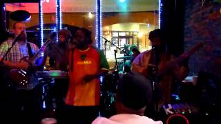 D.H.I.M. Reggae Band-Jump Nyabinghi-HD-The Reggae Hut-Wilmington, NC-2/28/15