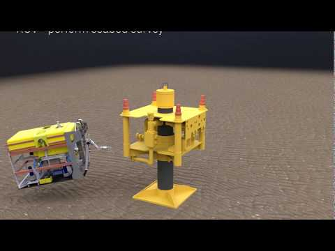 Subsea Operations - 3D Animation