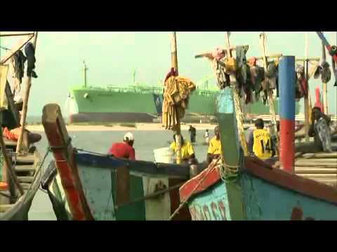 Le Pétrole SANG DU NIGERIA - YouTube