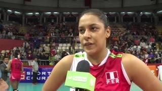 Movistar Deportes - Alexandra Muñoz - Selección Peruana de Vóley