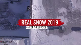 Real Snow 2019: Meet the Judges | World of X Games