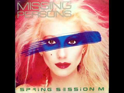 Missing Persons - Destination Unknown HQ - YouTube