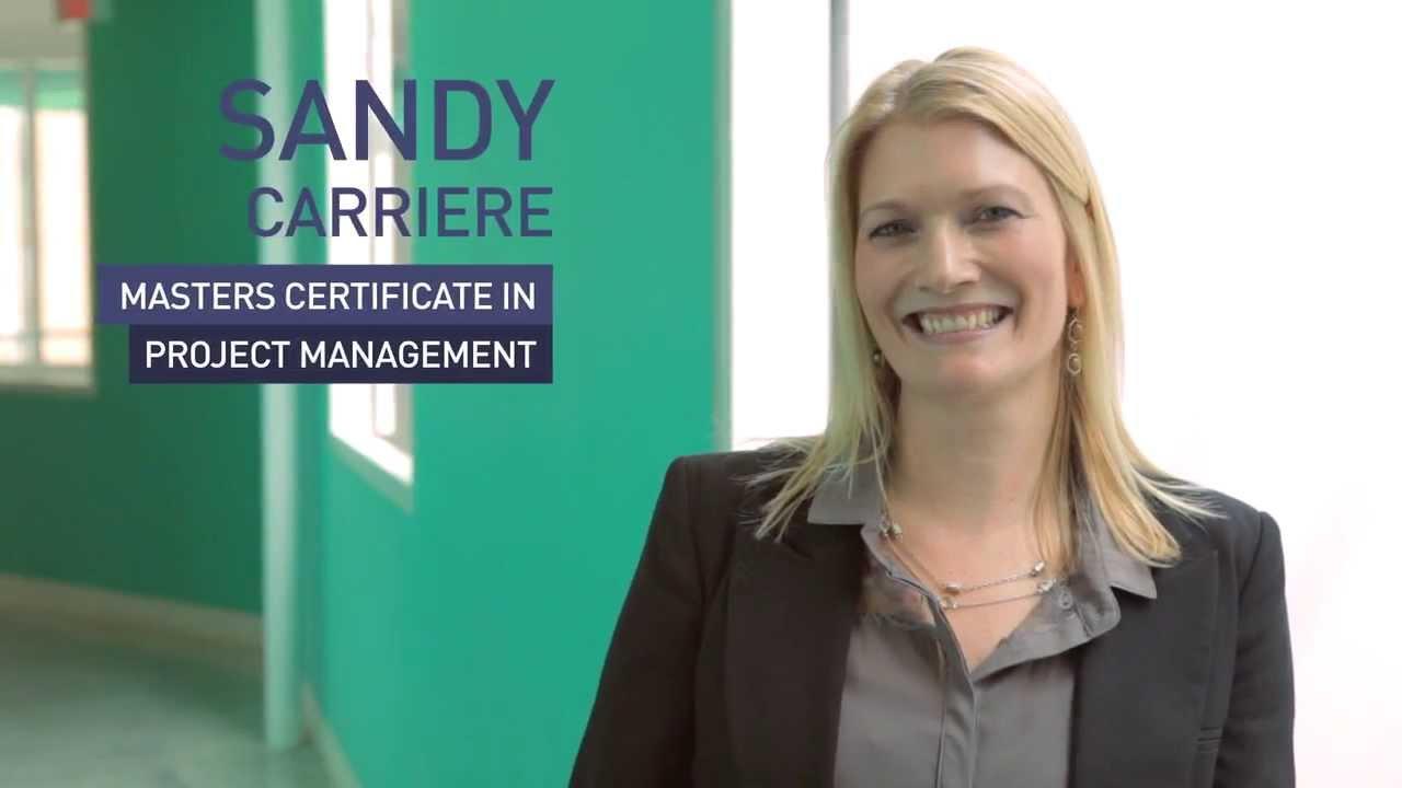 Sandy carriere uwinnipeg pace masters certificate in project sandy carriere uwinnipeg pace masters certificate in project management testimonial 1betcityfo Gallery