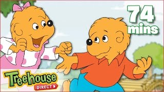 The Berenstain Bears : Environment Compilation!   Funny Cartoons for Children By Treehouse Direct