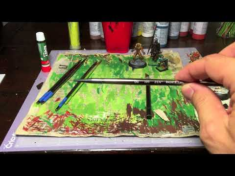 Miniature Painting on the Cheap
