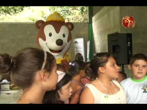 ESTUDIANTES GENERALEÑOS SE UNE A TOÑO PIZOTE CONTRA LOS INCENDIOS FORESTALES