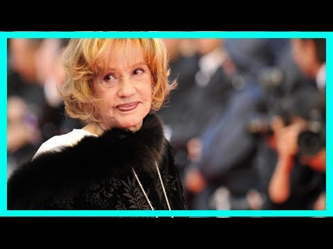 Jeanne moreau, femme fatale of french new wave, is dead at 89