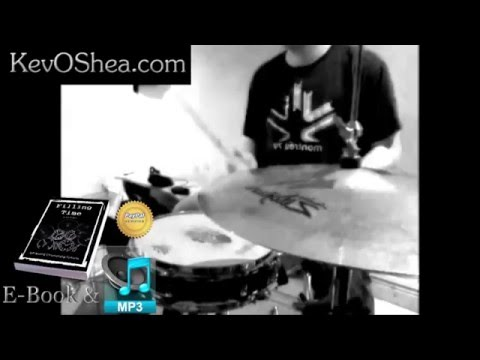Kick Hat Snare 06 | Drum Transcription