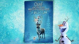 Temperatura Máxima -  Frozen + Olaf - Em uma Nova Aventura Congelante de Frozen (24/12/2017)