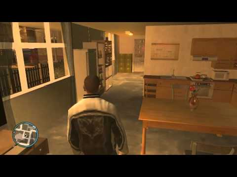 GTA IV new apartment in Alderney City by RYANCQQPER