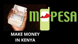 Make Money With A Simple Research App Through Mpesa