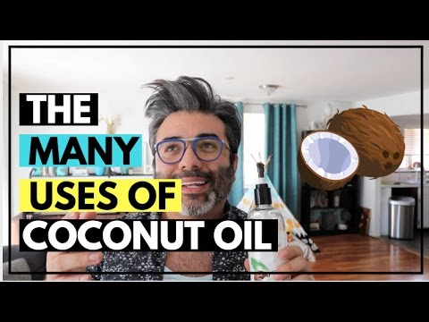 Coconut Oil Uses For Men | Life Hack Uses For Coconut Oil | | 3 Ways Men Can Use Coconut Oil