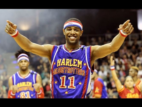 Harlem Globetrotters 2017 Highlights