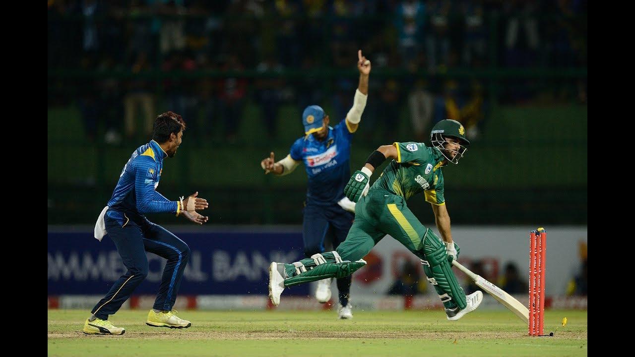 4th ODI Highlights - Sri Lanka vs South Africa Thriller
