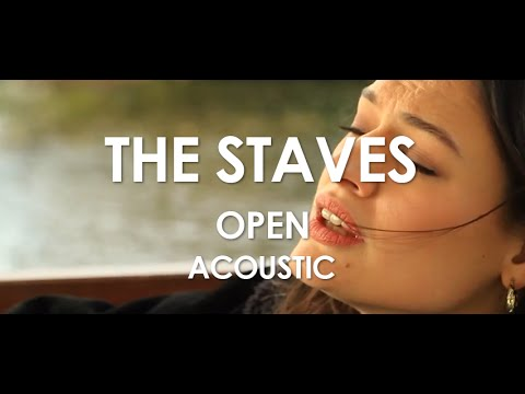 The Staves - Open - Acoustic [ Live in Paris ]