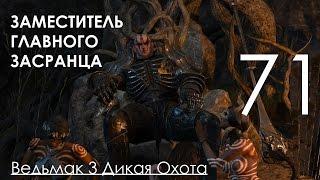 Ведьмак 3 Дикая Охота Прохождение на ПК Часть 71 Босс Имлерих и Ведьмы