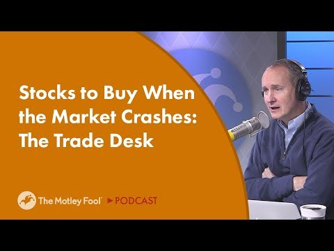 Stocks To Buy When The Market Crashes: The Trade Desk
