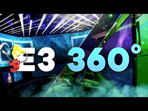 E3 360° VR Tour (E3 2016)