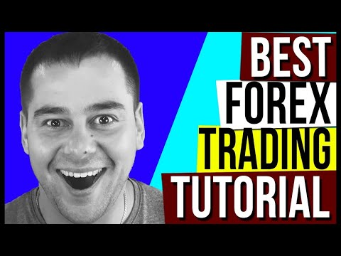 FOREX TRADING TUTORIAL – Simple Forex Strategy – Great Forex Results!